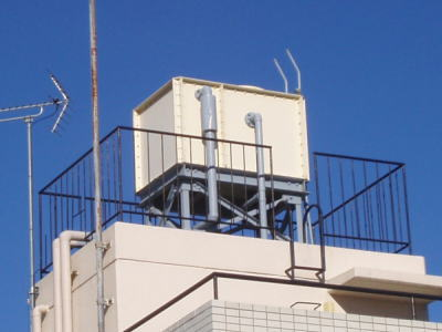 大進サービス 清掃 貯水槽 飲料水 タンク 水槽 受水槽 高置水槽 高架水槽 保守 点検 メンテナンス 都内 神奈川 千葉
